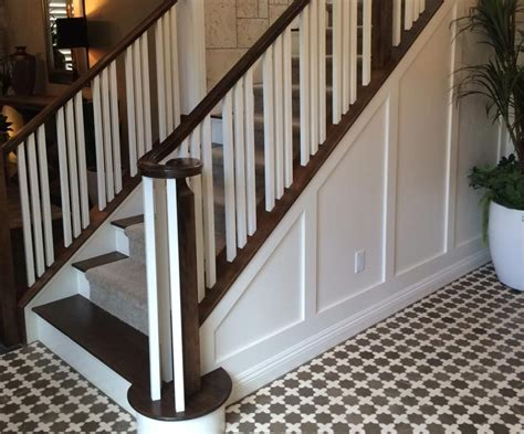 stair banister height custom stair railing height code railing stairs and