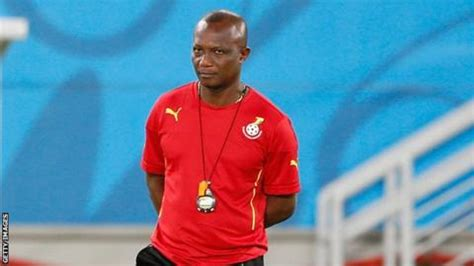 report ghana coach kwesi appiah to name new captain for black stars ghana re appoint new coach kwesi apiah for two years