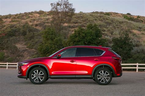 mazda x5 2017 mazda cx 5 grand touring awd first test review