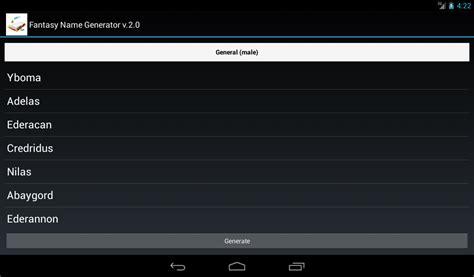tattoo name generator pro apk fantasy name generator 2 2 apk download android