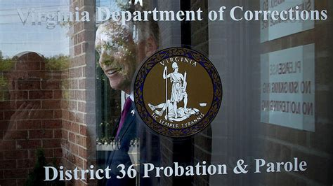 Virginia Probation Office by In Virginia A Battle To Give Former Felons The Right To
