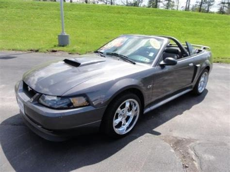 mustang gt 2003 specs 2003 ford mustang gt convertible data info and specs