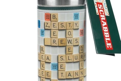 is vac a scrabble word scrabble insulated bottle