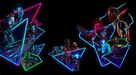 avengers infinity war   style artwork hd movies