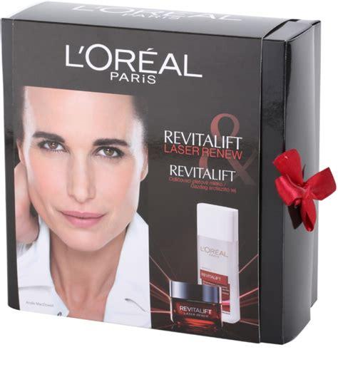 Kosmetik Loreal l or 201 al revitalift laser renew kosmetik set notino de