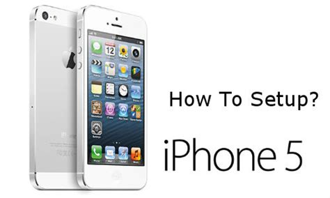 set up new iphone how to set up and get started with your newly bought iphone 5 gizbot gizbot