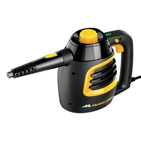 Steam Cleaning mcculloch handheld steam cleaner mc1230 the home depot