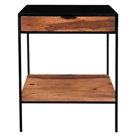 Table Chevet Bois by Table De Chevet Devdas D 233 Couvrez Nos Tables De Chevet
