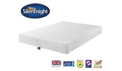 silentnight 7 zone memory foam mattress king size