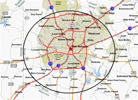 map of san antonio texas and surrounding area map san antonio surrounding area 28 images maps usa map maps san antonio map and