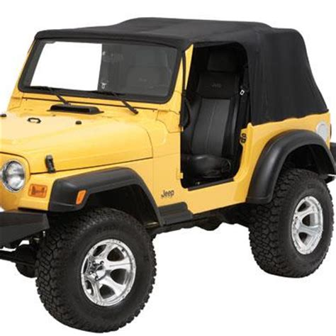 Jeep Wrangler Emergency Top All Things Jeep Emergency Top For Jeep Wrangler Yj 1992