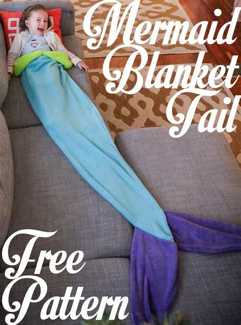 free pattern mermaid tail blanket grosgrain mermaid tail blanket free pattern
