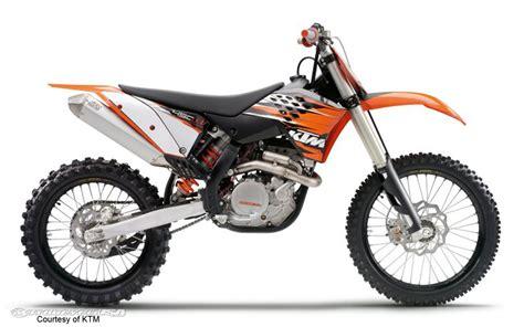 Ktm Dirt Bikes 450 2010 Ktm 450 Sx F Motorcycle Usa