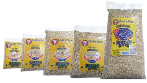Regular Rolled Oat 2kg by Home Alrogo Enterprises Ltd