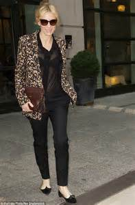Cate Blanchett Has Seen Better Days by Cate Blanchett Jazzes Up Shirt And With Jacket As
