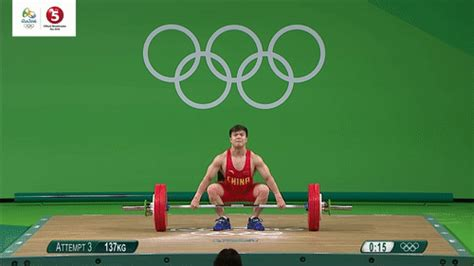 gif format is used for highlights weightlifting men s 56 kg olympic games