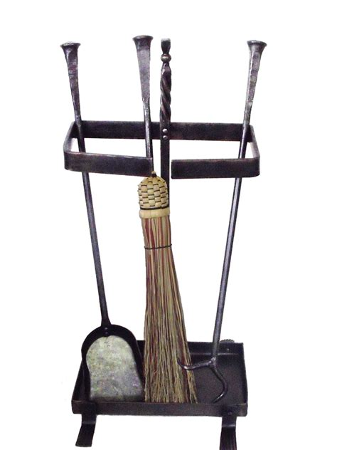 wrought iron fireplace hearth tool sets
