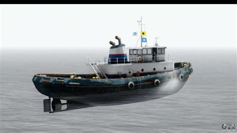 types of boats in gta 5 gta 5 buckingham tug boat v2 for gta san andreas