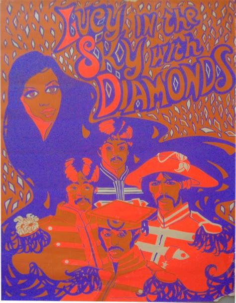 the beatles lucy in the sky with diamonds 25 best images about lucy in the sky with diamonds the