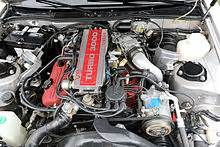nissan vg engine wikipedia