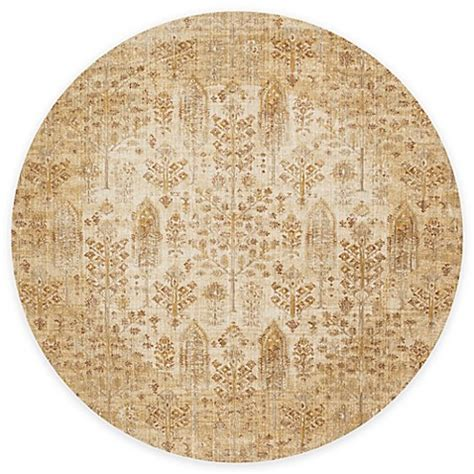 9 foot area rugs buy loloi rugs leaves 9 foot 6 inch area rug in ivory gold from bed bath beyond