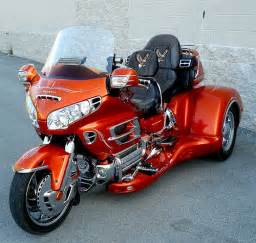 Honda Trike Motorcycles Honda Goldwing 1800 Trike 2002 Honda Goldwing 1800 Trike