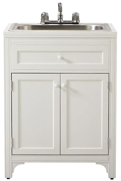 Tub Cabinet by 1000 Ideas About Utility Sink On Laundry