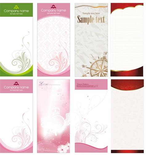 pink template design material vector background graphics