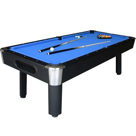 Pool Table Kmart by Sportcraft 8 Blue Billiard Table W Table Tennis Top
