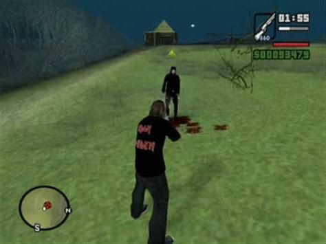 film gta san andreas kiamat mod scream gta san andreas scary movie youtube