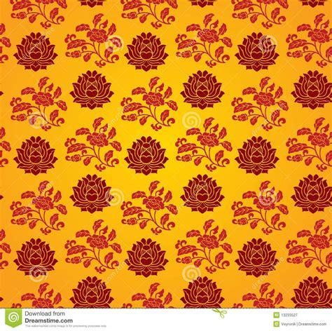 free lotus background pattern lotus wallpaper stock illustration illustration of damask