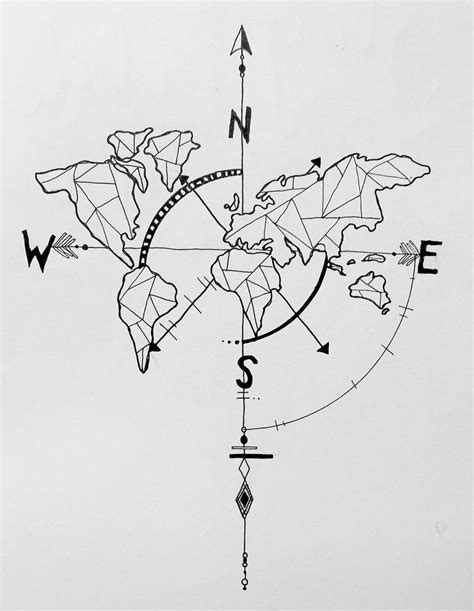world map outline tattoo 25 best ideas about world map tattoos on