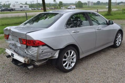 acura tsx 06 for sale find used 06 acura tsx damaged repairable rebuildable