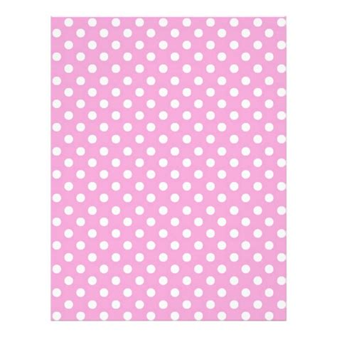 pink and white polka dots gift collection for her