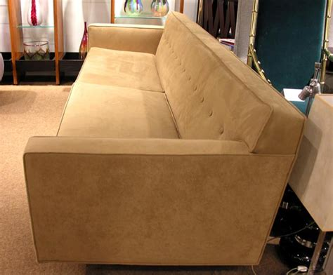 Sofa With No Back by Sofa No 133 With Back Struts Designed By Edward Wormley