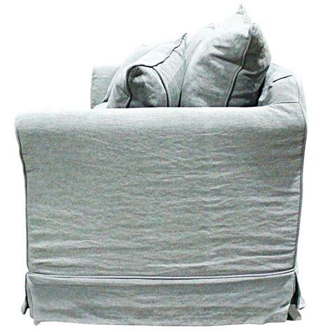 feather filled sofa cushions lisbon sofa w feather down filled cushions grey buy