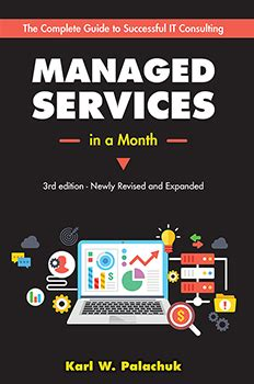 managed services in a month build a successful modern computer consulting business in 30days books sop friday i t standard operating procedures for
