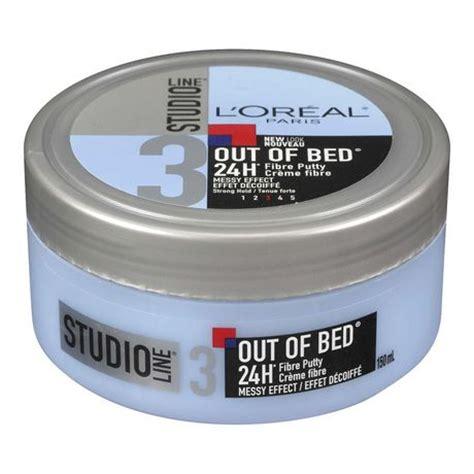 l or 201 al paris studio line out of bed hair styling gel l or 233 al paris studio line out of bed 24h messy effect