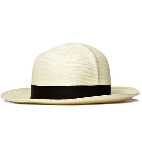 up hat dunhill roll up panama hat s accessories