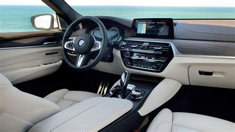 Bmw 6 Series Interior by Bmw 6 Series 2018 640i Gt Interior Car Photos Overdrive