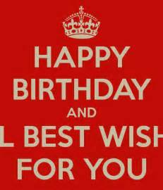 happy birthday and all best wishes for you poster gal keep calm o matic