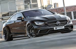 mercedes s class coupe wide kit by prior design