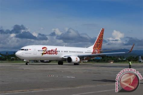batik air english pesawat batik air akan dievakuasi malam ini antara news