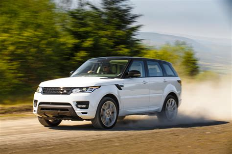 range rover front 2014 range rover sport front three quarter in motion 02