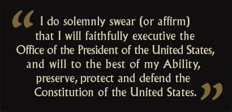 Presidential Oath Of Office Text presidential oath of office text k k club 2017