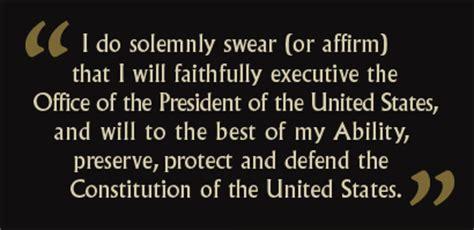President Oath Of Office presidential speeches 1969 2013
