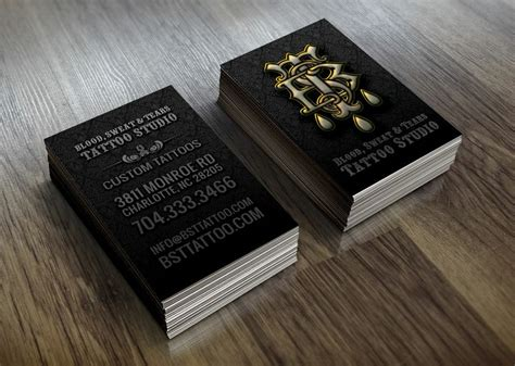 tattoo business card designs 19 best images about business cards on cars