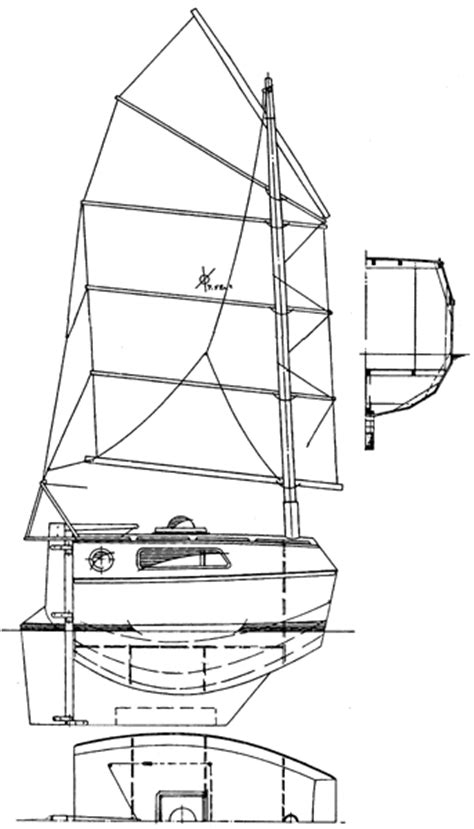 bluewater boat plans tiny blue water sailboats page 2
