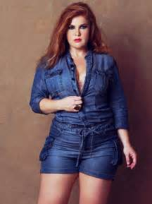 the growing popularity of plus size clothing