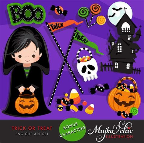 Trick Or Treat Graphic 15 570 best clipart images on